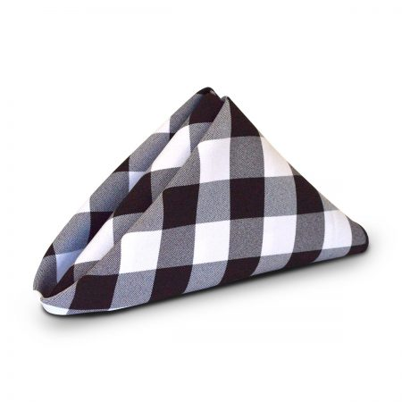 Checker Napkin